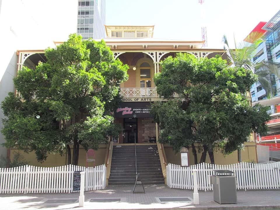 Brisbane School of Arts