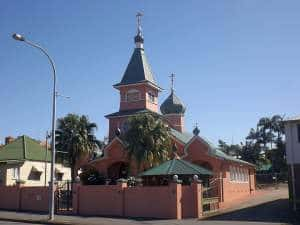 Russian Orthodox Cathedral of St Nicholas