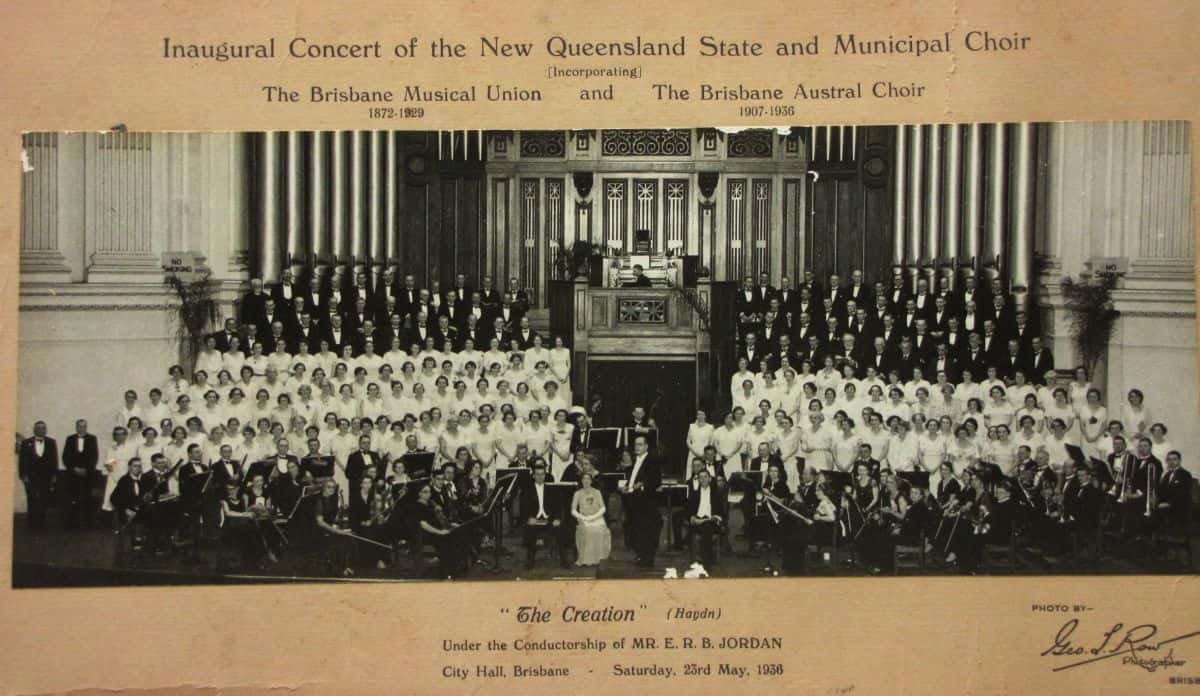 Queensland University Musical Society