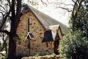 St Francis' Chapel & Theological College ('Old Bishopsbourne')