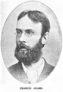 Francis Adams (visitor)